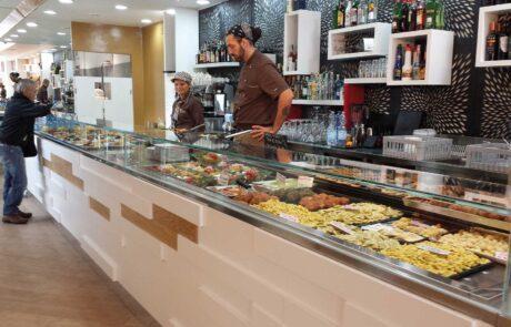 l'azienda - bar pasticceria