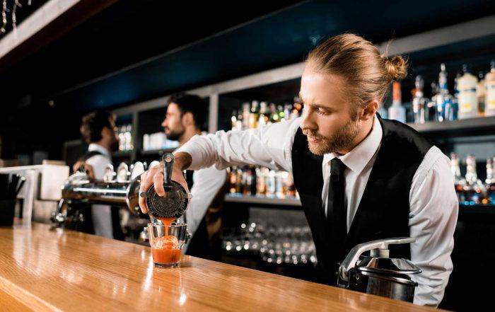 Personalizzare il banco bar